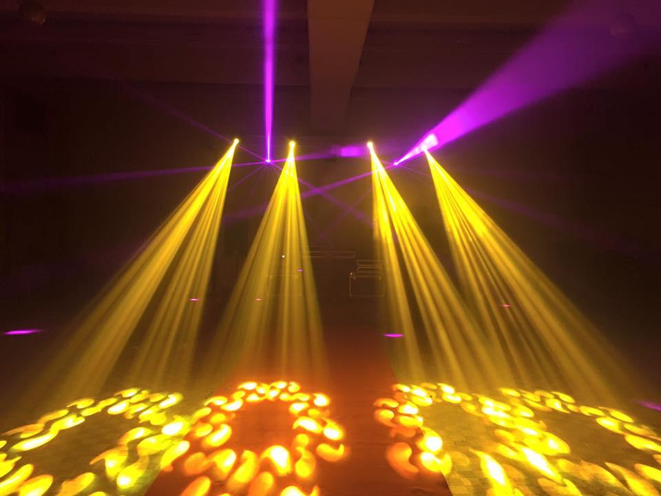 Eclairages Clubbing Events Roanne