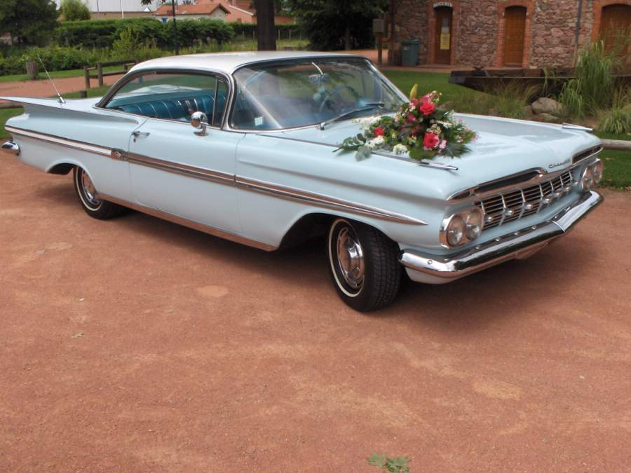Location Chevrolet Impala
