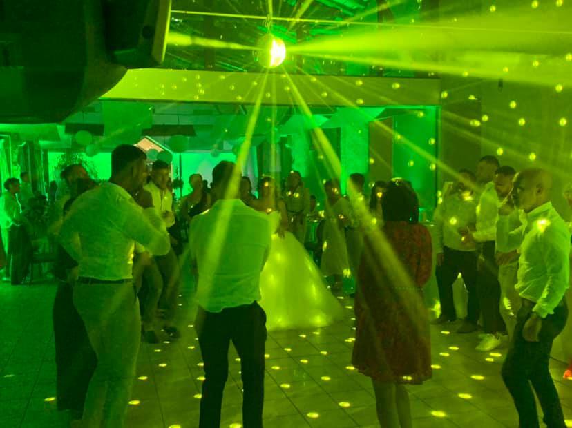 Mariage sono dj loire clubbing events Roanne Chateau de Champlong