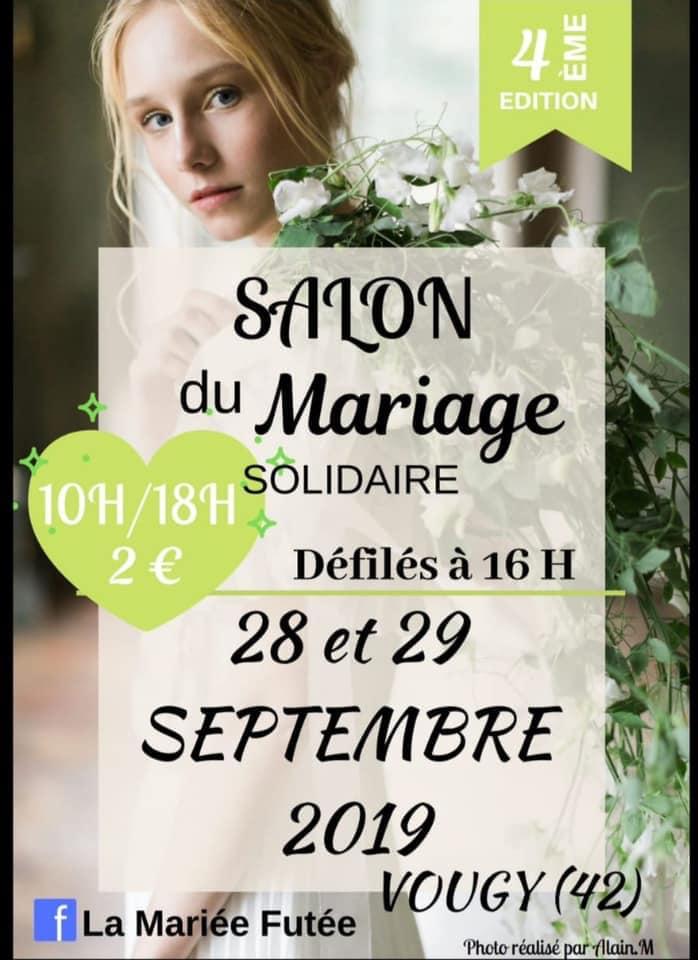 Salon du mariage vougy 2019 clubbing events roanne
