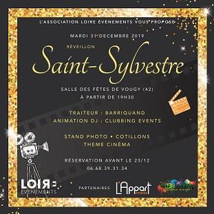 Soirée de la saint sylvestre vougy 2019 clubbing events