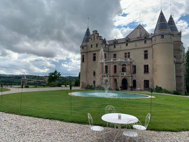 Mariage Château de Pupetières – Châbons (38)