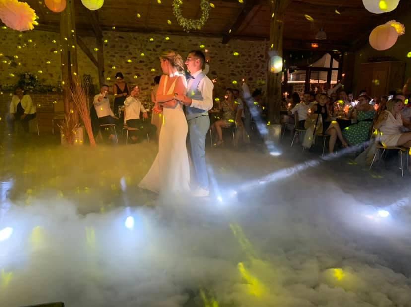 dj mariage domaine des palais ambierle roanne loire clubbing events
