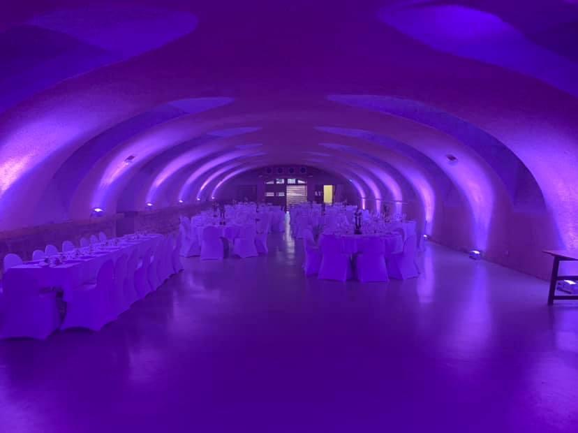 Mariage – Les Caves de la Mairie – Fleurie (69)