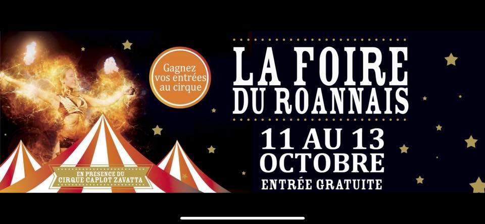 Foire du Roannais – Le Scarabée Roanne (42)