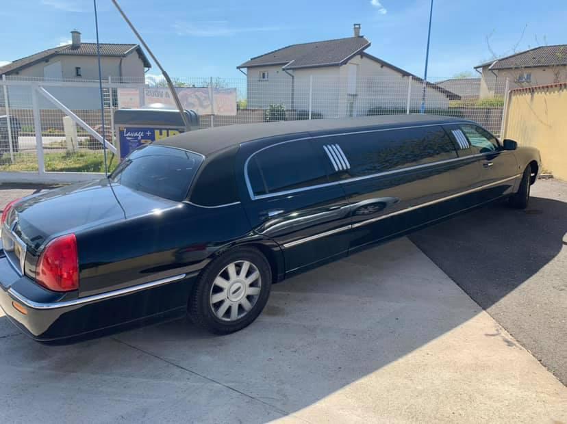 Location Limousine Roanne (42)