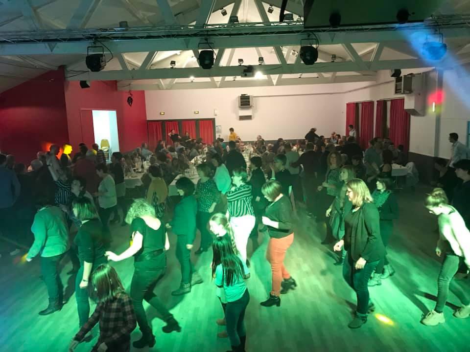 repas dansant loire roanne clubbing events