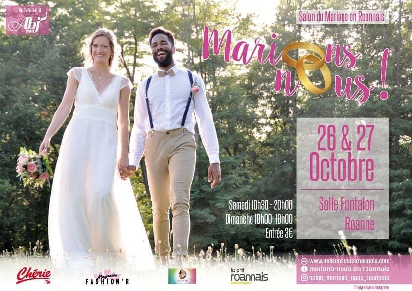 Salon du Mariage – Salle Fontalon – Roanne (42)