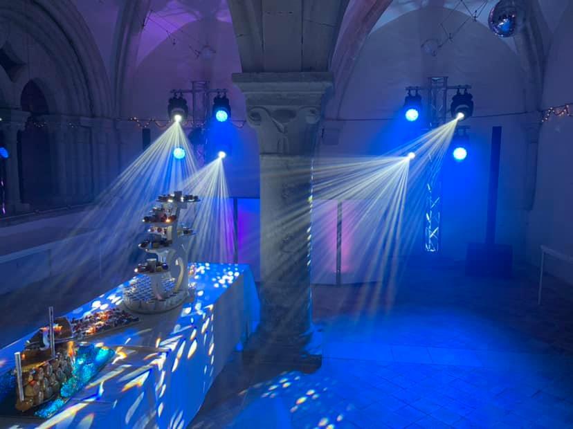 sono dj mariage anniversaire loire chateau Domaine Abbaye roanne clubbing events